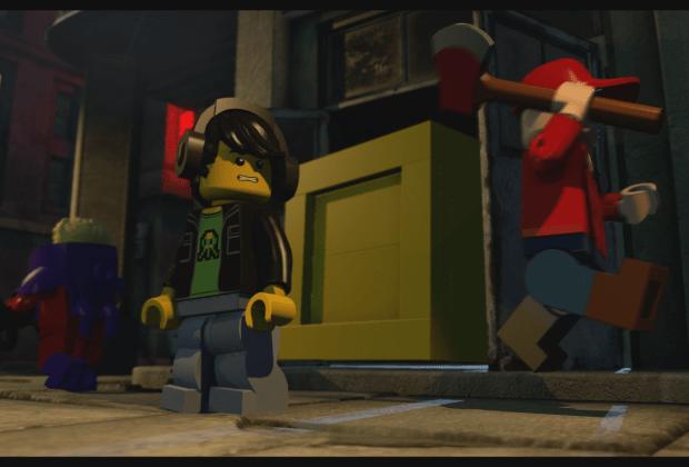 LEGO Dimensions Midway - Cutscene