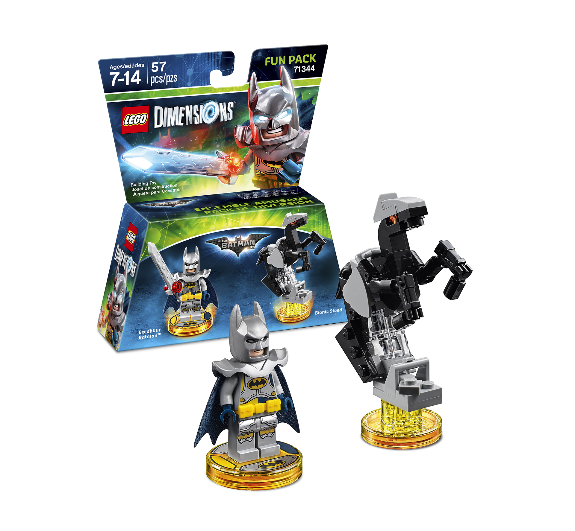 LEGO Dimensions - Excalibur Batman Fun Pack