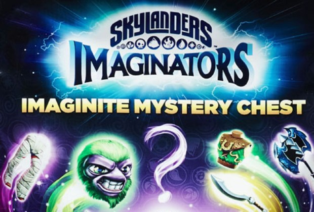 Skylanders Imaginators - Imaginite Mystery Chests