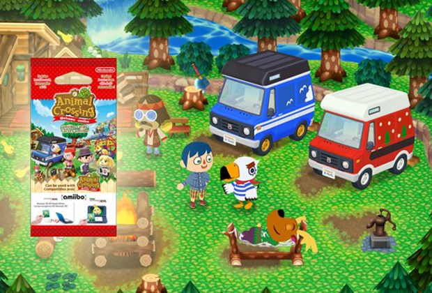 Animal Crossing: New Leaf - Series 5 amiibo cards
