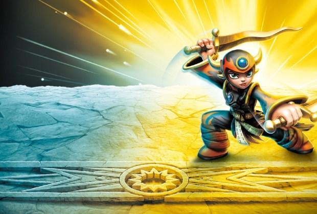 Skylanders Imaginators - Solar Flare Aurora