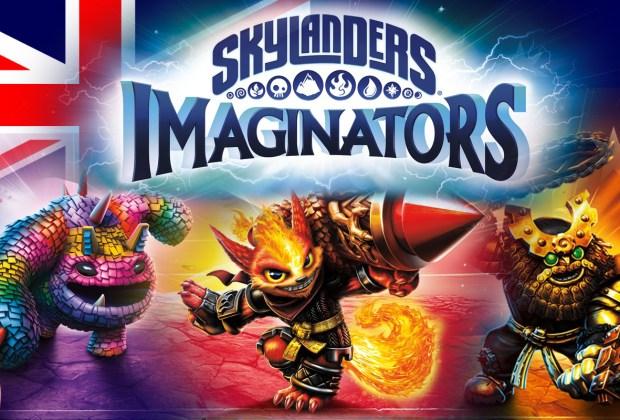 Skylanders Imaginators Wave 3