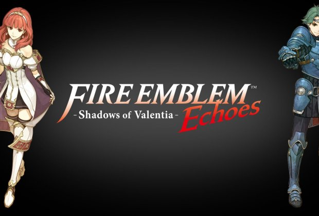 Fire Emblem Echoes - Shadows of Valentia for 3DS