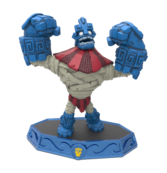 Skylanders Imaginators - Grave Clobber Figure
