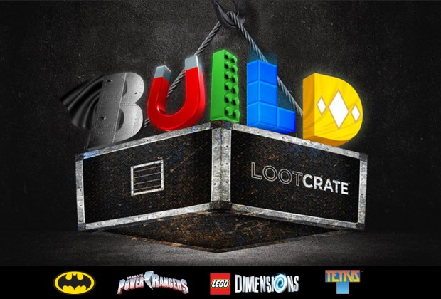February Loot Crate - Build