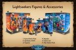 Lightseekers Toy Packaging