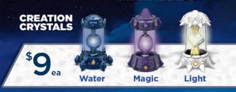 Skylanders Imaginators - Creation Crystals @ Big W