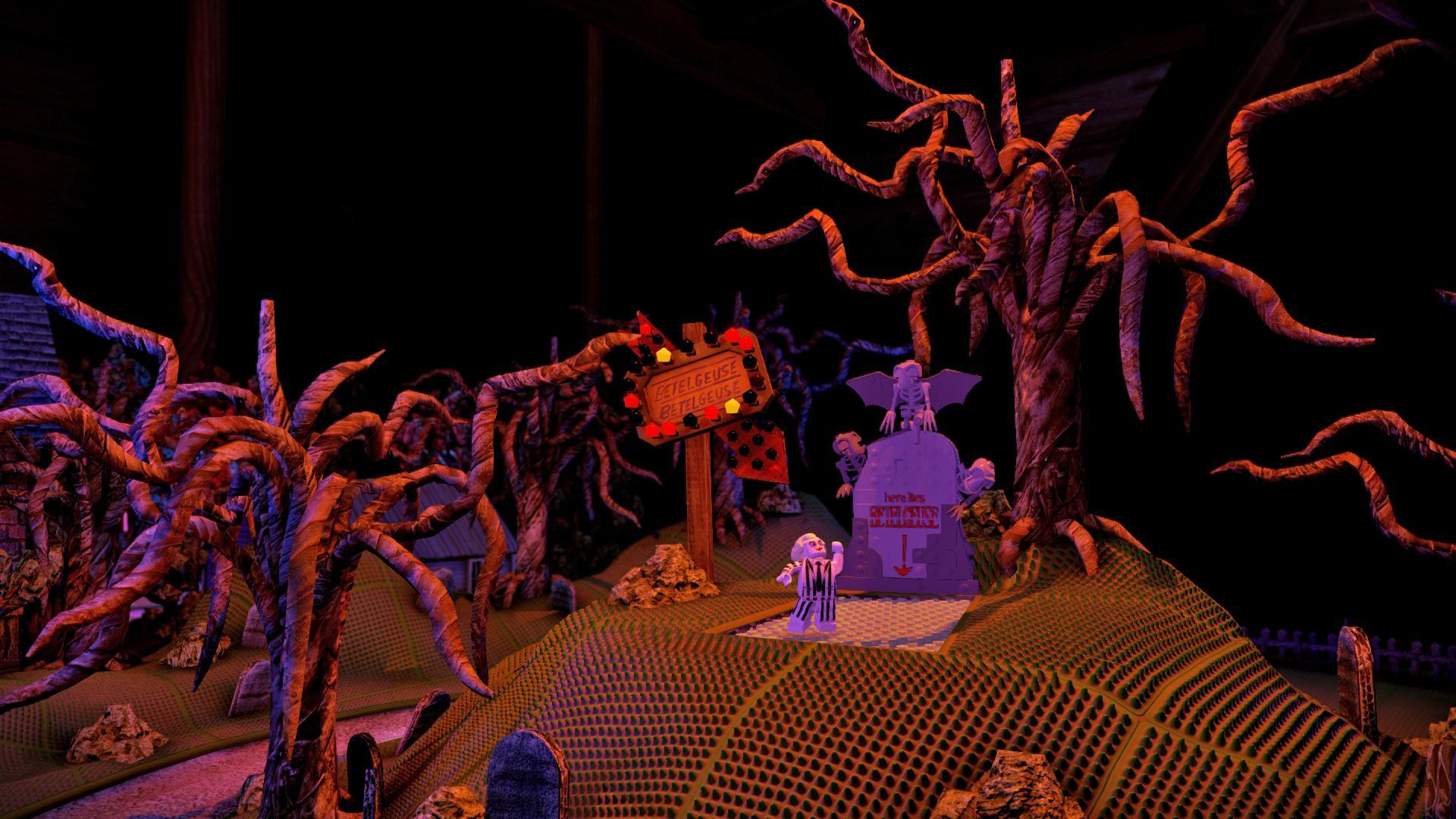 LEGO Dimensions - Beetlejuice