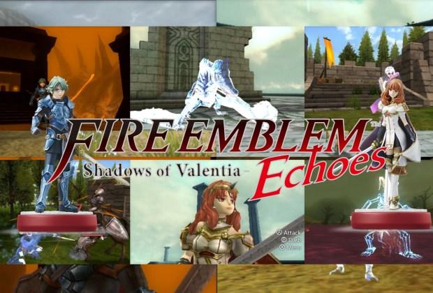Fire Emblem Echoes: Shadows of Valentia - amiibo Guide