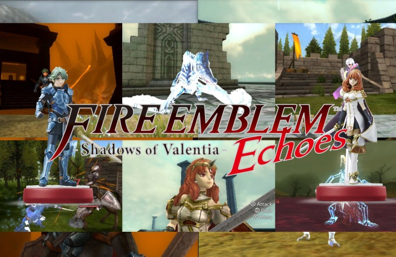 Fire Emblem Echoes: Shadows of Valentia - amiibo Guide