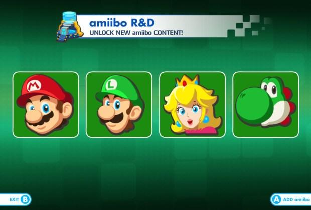 Mario + Rabbids - All amiibo Unlocks