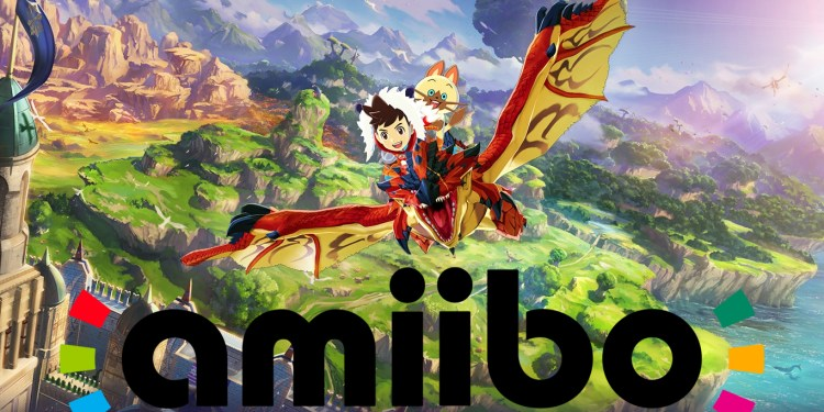 Monster Hunter Stories - amiibo Functions and Unlocks
