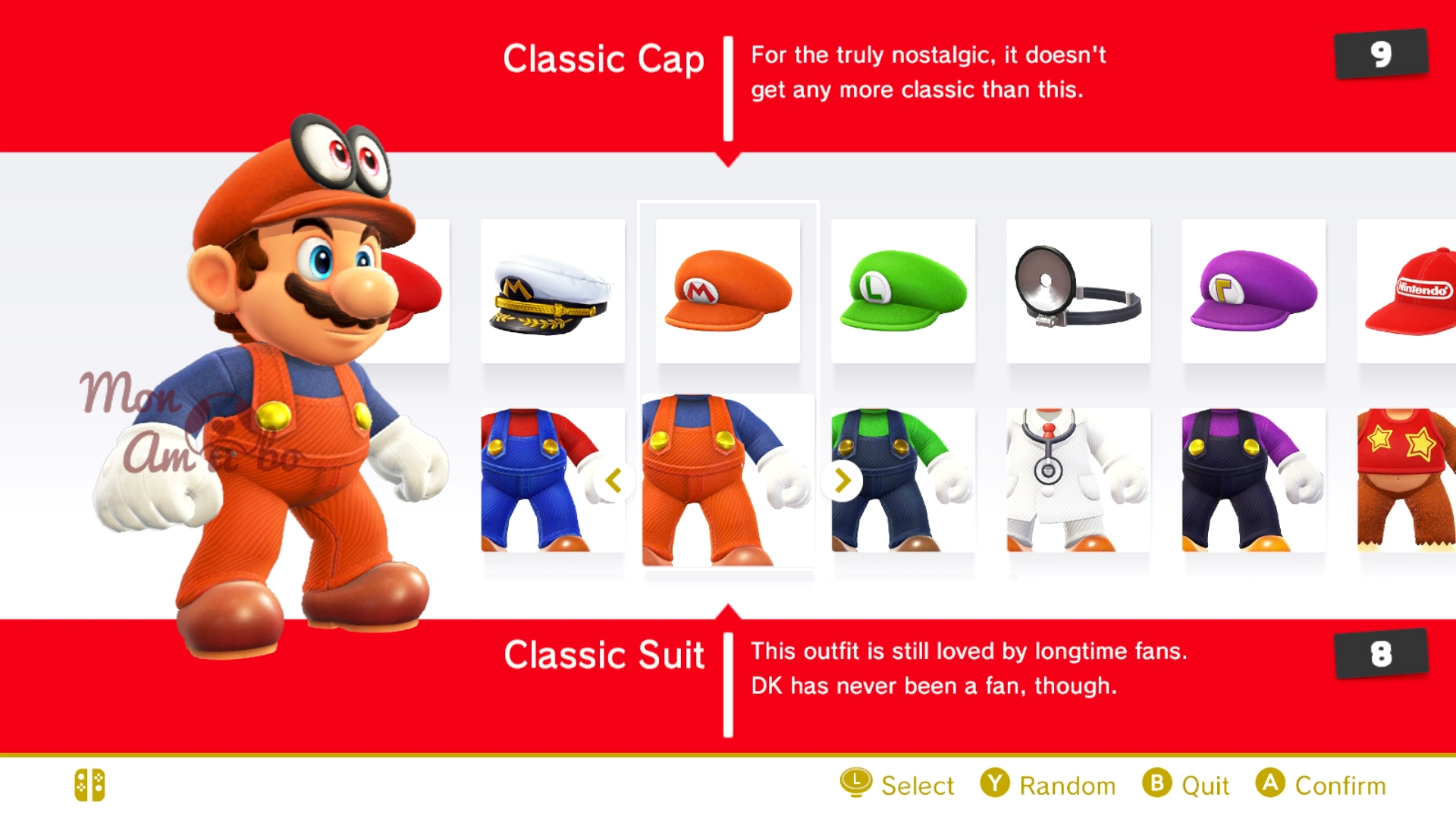 Super Mario Odyssey Amiibo Unlocks And Bonuses Guide Mon
