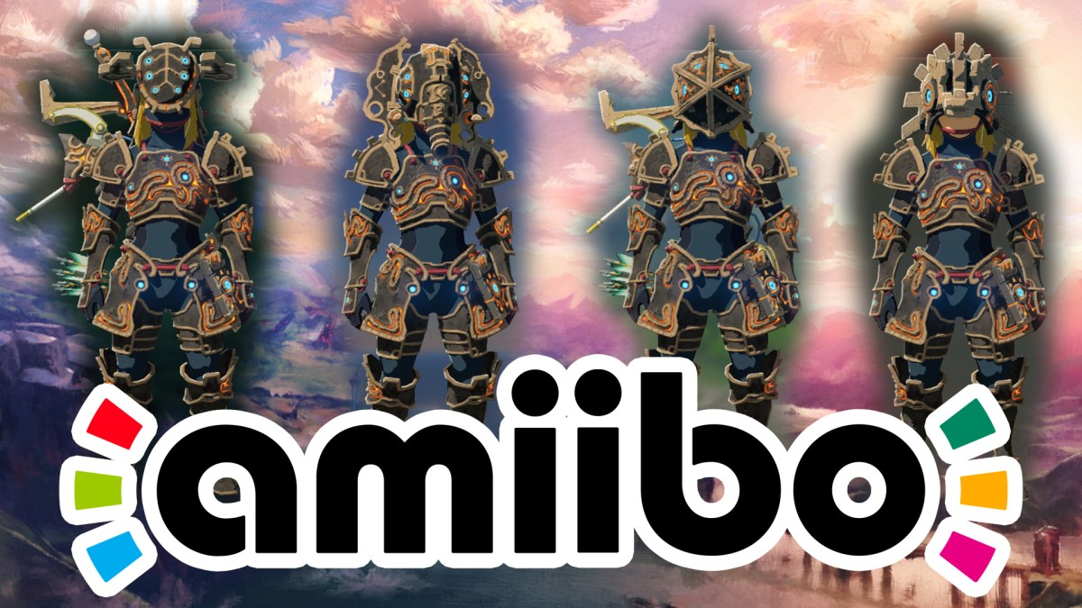 Zelda: Breath of the Wild - Champion amiibo Functions and Gameplay