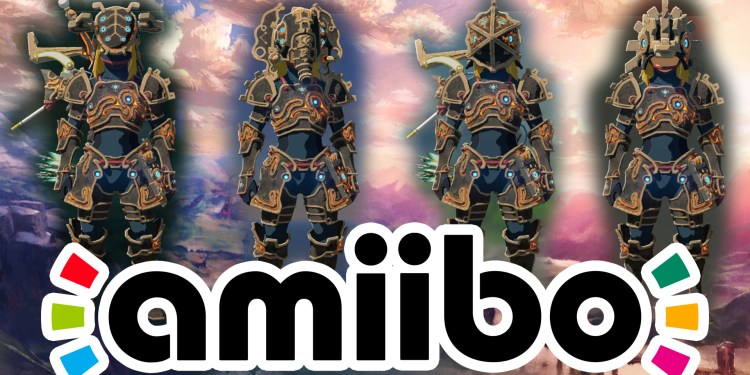 The Legend of Zelda: Breath of the Wild - Champion amiibo Functions and Gameplay
