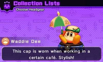 Kirby Battle Royale - Waddle Dee amiibo Costume