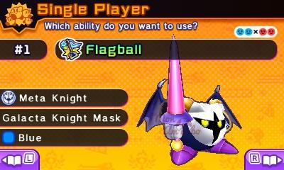 Kirby Battle Royale - Meta-Knight amiibo Costume