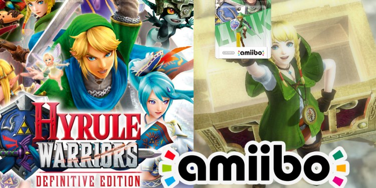 Hyrule Warriors Switch 3ds Wii U Amiibo Functions And Unlocks Guide Mon Amiibo Com