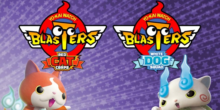 yo kai watch blasters calls in to the 3ds in september mon amiibo com