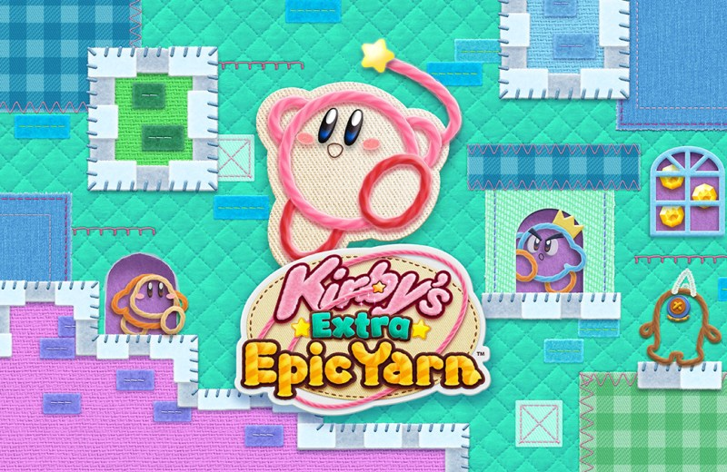 Kirby's Extra Epic Yarn for the Nintendo 3DS
