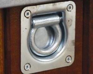 Recessed Tie Ring