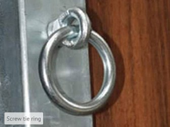 Screw In Tie Ring