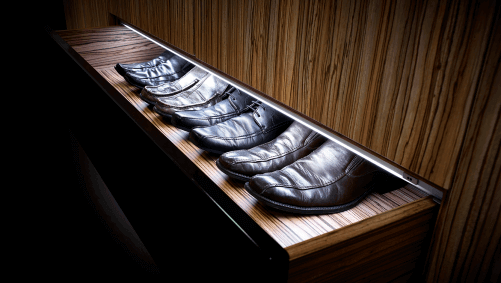 Verso Drawer Lighting