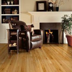 Oak Wood Floor Living Room Square Table Pioneer Natural