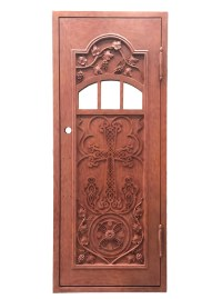 Church Entry Door | Monarch Custom Doors