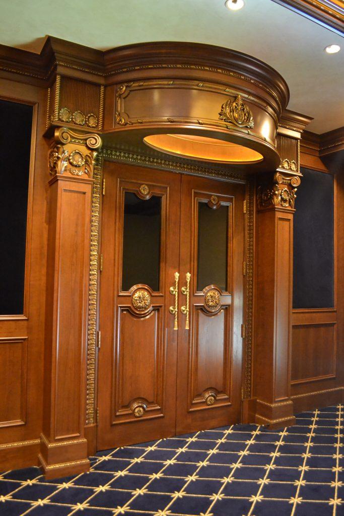 Home Theater Door HT53 Monarch Custom Doors