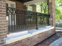 Patio Railing | Custom Outdoor Railing | Monarch Custom Doors