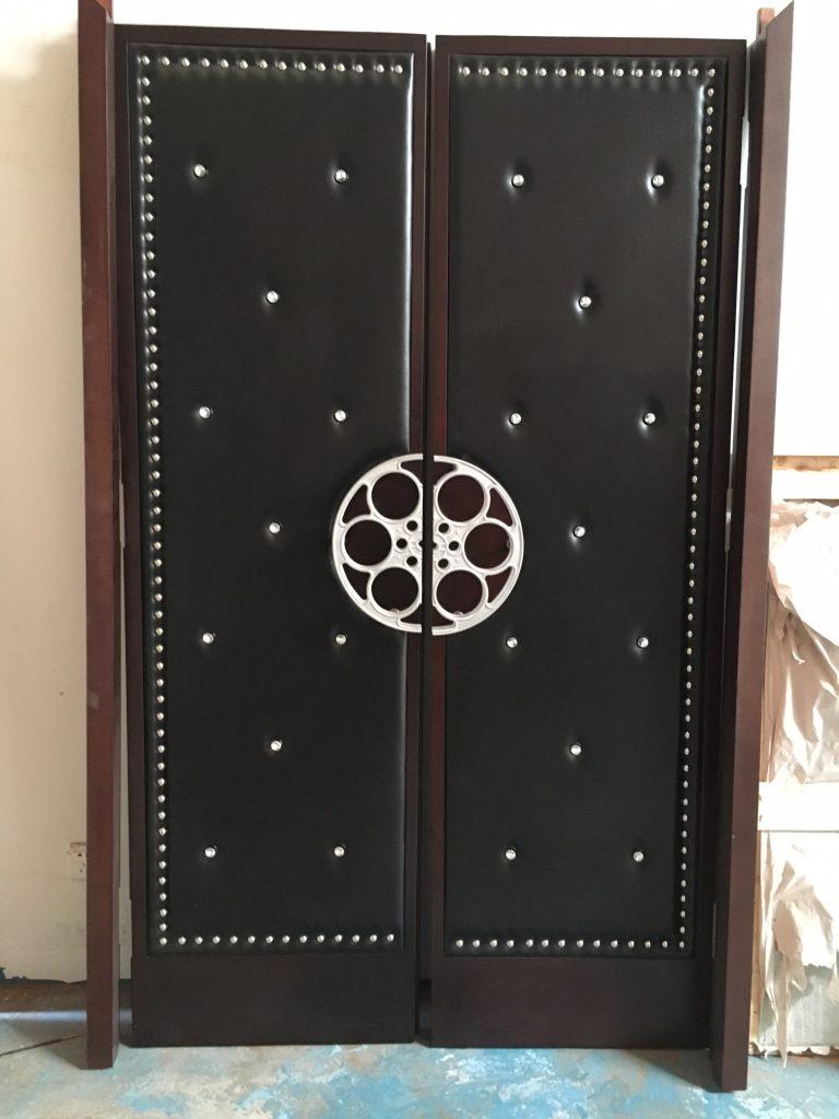 Metal And Wood Gates