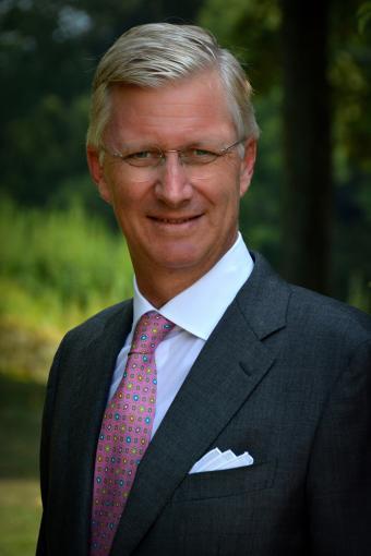 De Koning  De Belgische Monarchie
