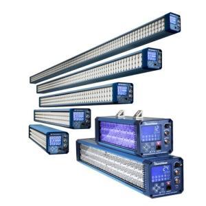 115 Vac Monarch MVS 115 Machine Vision Stroboscope with TTL Input Cable 5.75 L x 4.36 W x 5 H