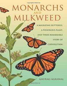 Monarch and Milkweed book cover