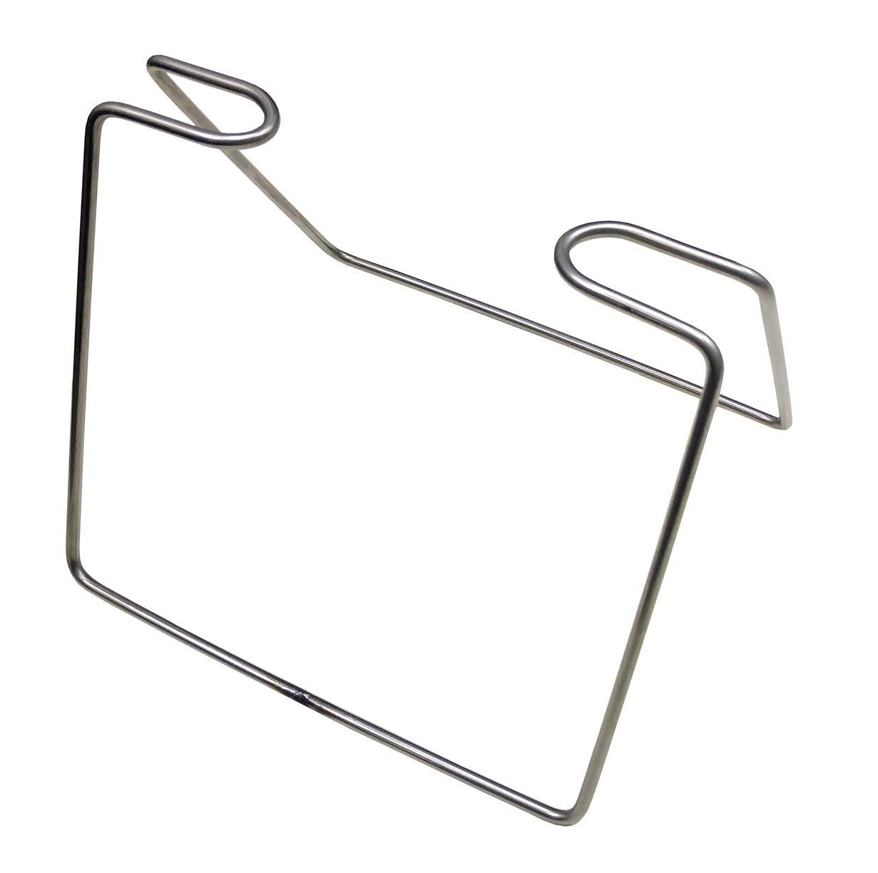 Metal Prep Towel Rack