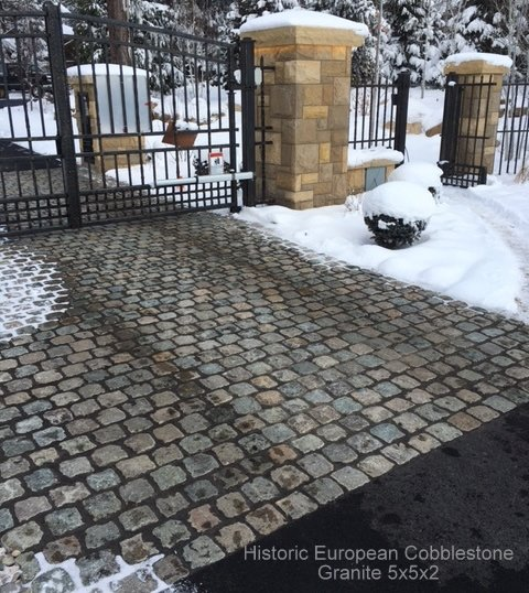 4 Reasons to Consider a Radiant Heated Driveway or Walkway