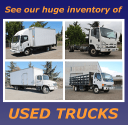 Box trucks for sale used
