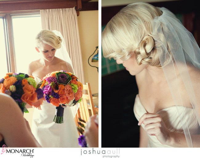 Lodge-at-torrey-pines-orange-and-purple-wedding-bouquet