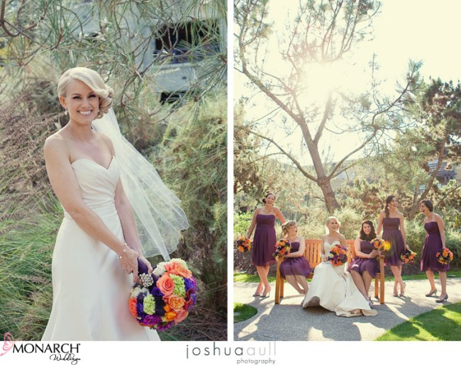 Lodge-at-torrey-pines-eggplant-purple-bridesmaids-dress