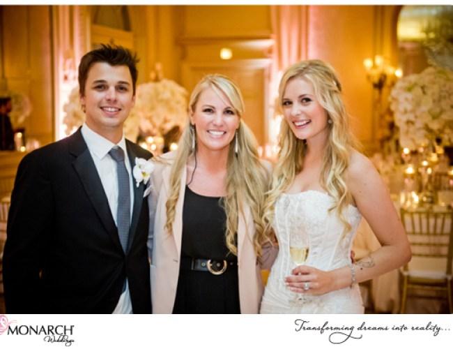 san-diego-wedding-planner-Keli-Christenson-with-couple-westgate-hotel