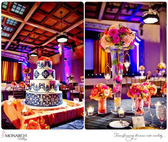 Prado-Wedding-Tropical-Theme-Wedding-Cake-Headtable