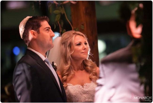 Bride-groom-night-time-evening-ceremony-chuppah-hotel-del