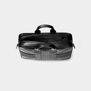 Monarchy London, Luxury Leather Goods for Stylish Men and Women. Men's and Women's luxury leather briefcase