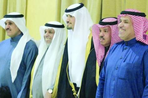 الحنابجة يحتفل بزواج ابنه محمد