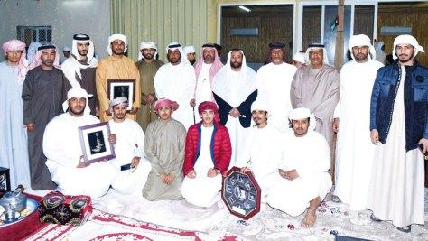 قبيلة المحرمي تحتفل بأبنائها المتفوقين