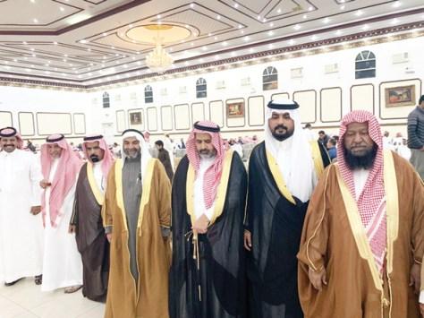 آل عويض يحتفلون بزواج مشاري