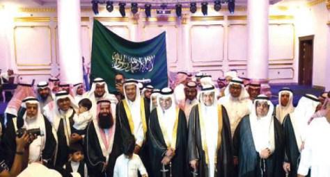 آل جاوا وآل رحمة الله يحتفلون بزفاف عبدالله