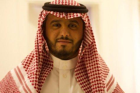 """""""المانع"""" يحتفي بعقد قرانه في الرياض"""