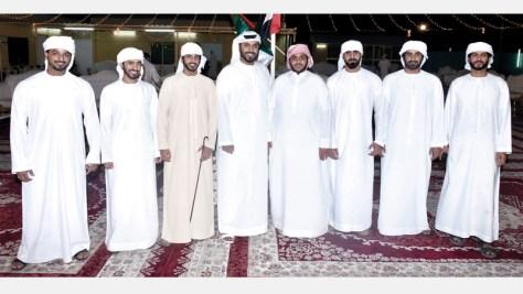 «المناصير» تحتفل بتخريج 5 من أبنائها